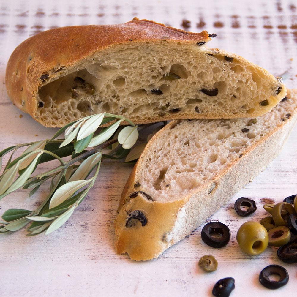 Pan artesano La Tahona del Abuelo