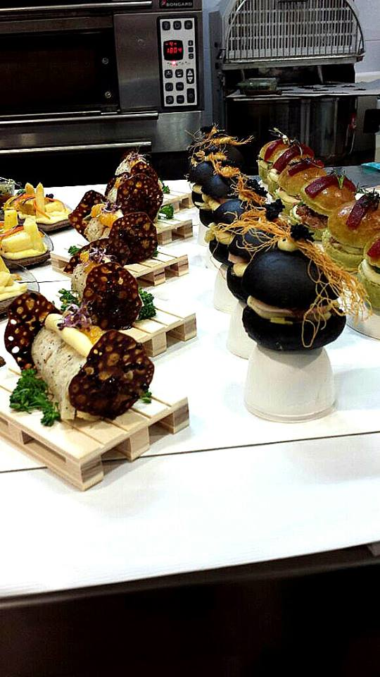 pastelería TALLERFG