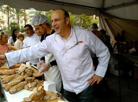 Celebración del día mundial del pan