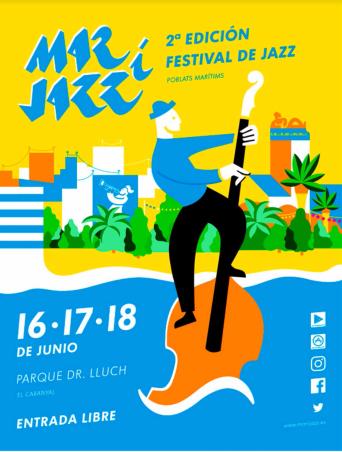 La Tahona del Abuelo con el festival Mar i Jazz