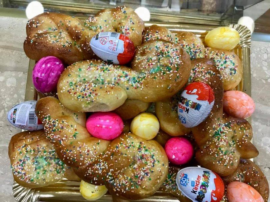 Dulces de Semana Santa en la Tahona del Abuelo