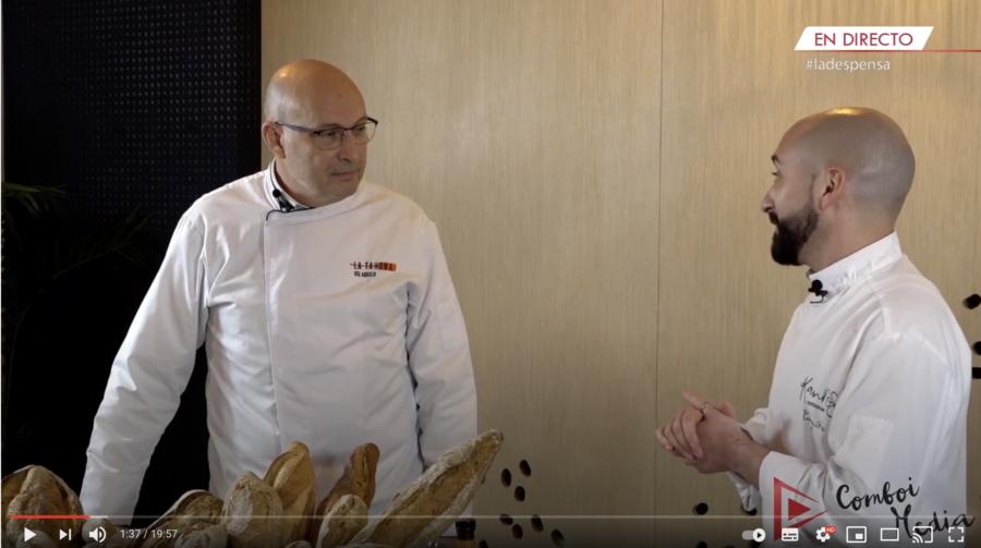 Colaboración en el programa de cocina La Despensa